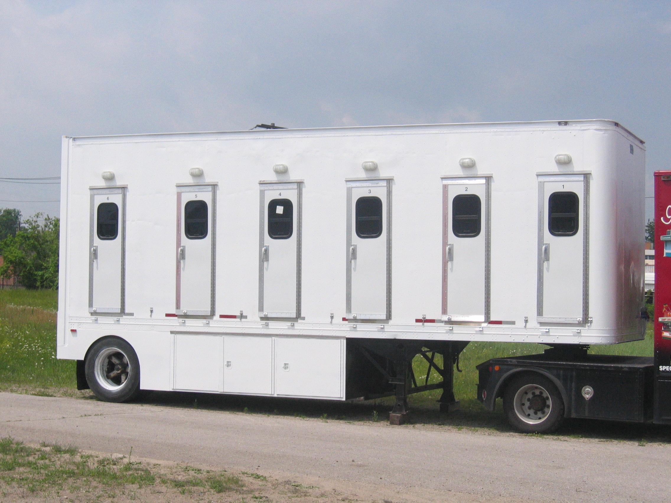 Mobile Bunkhouses