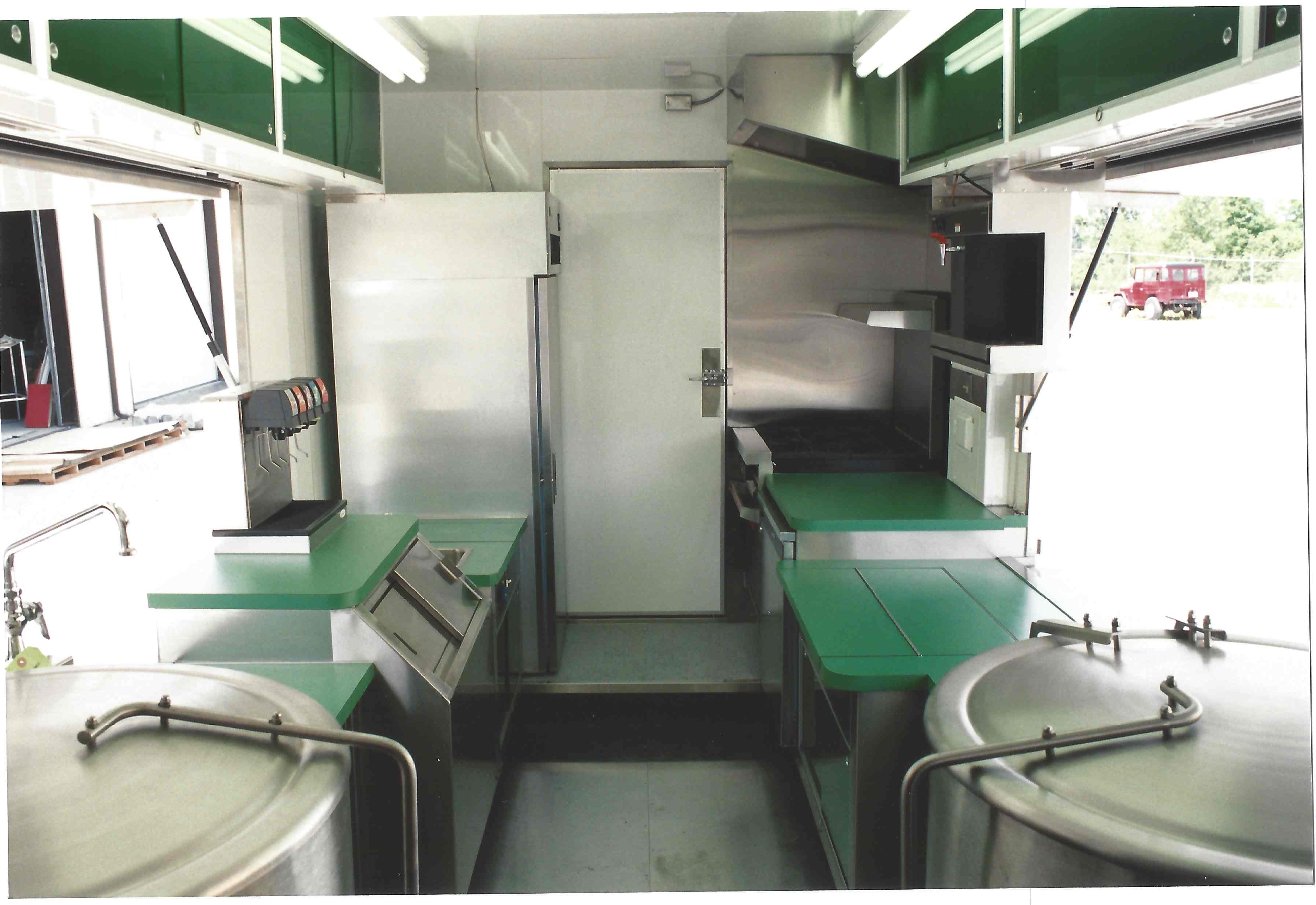 Food truck interior designs new blog wallpapers for Food truck interior design